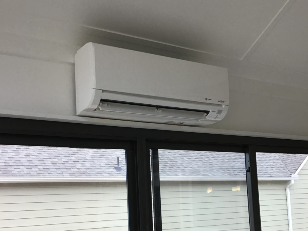 ductless ac system in georgia