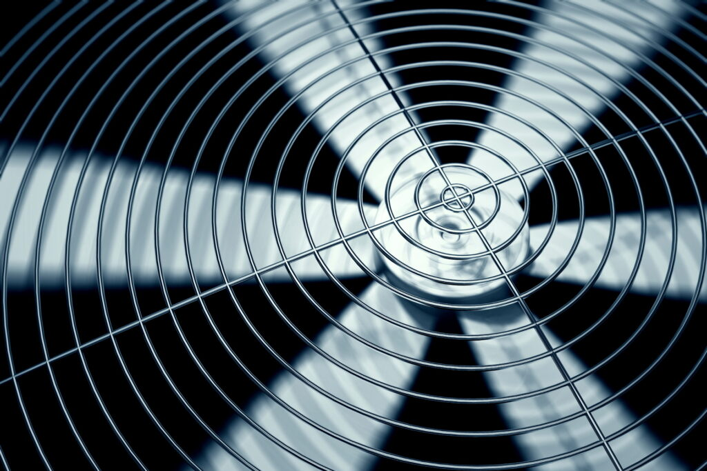 The Fan Speed of Your AC Systems Is Not Optimized